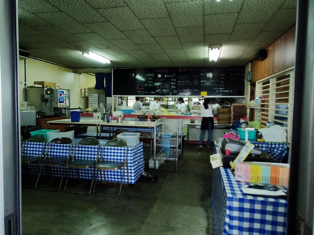 港町食堂厨房