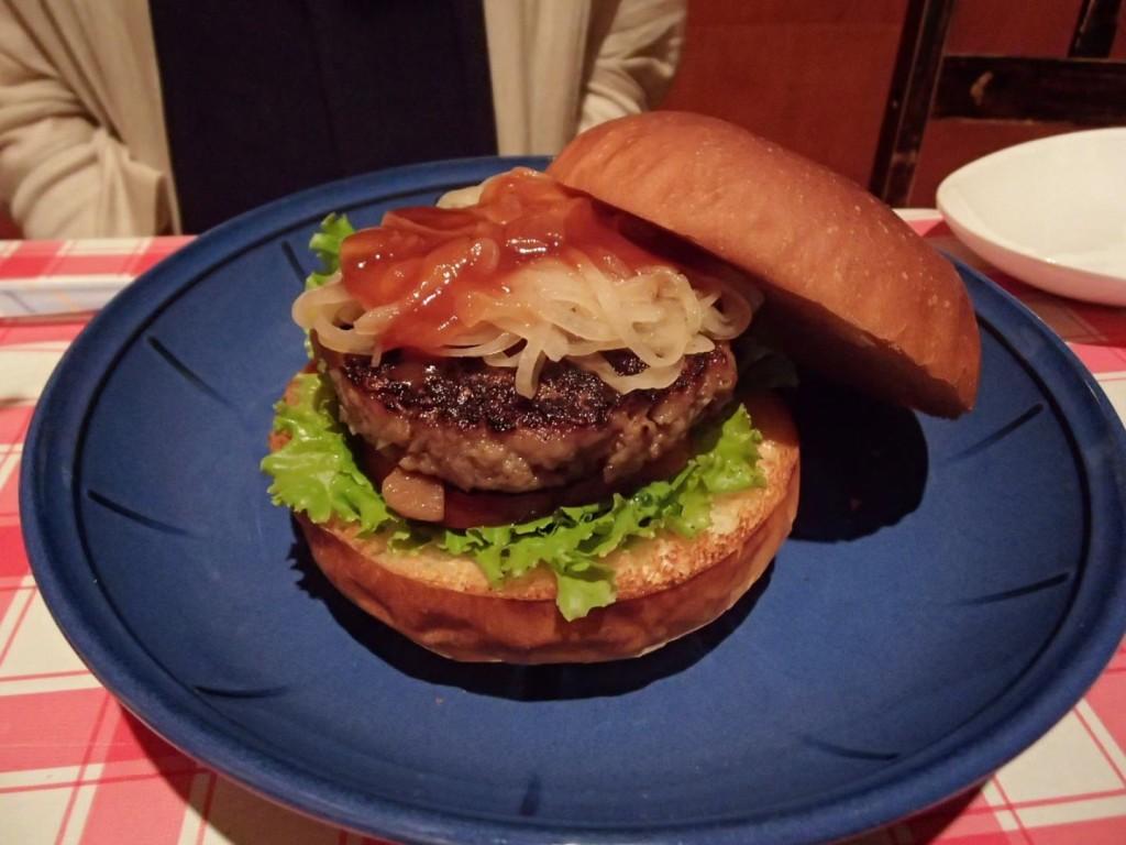 コーパスクリスティハンバーガー