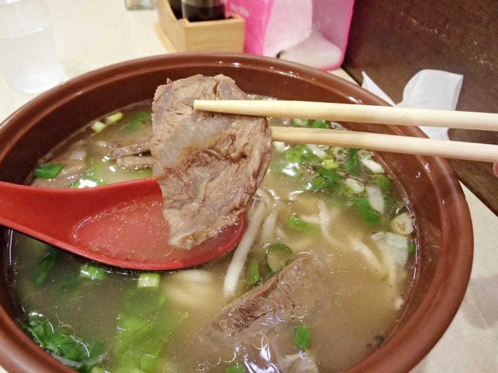 伍柒玖の牛肉麺3