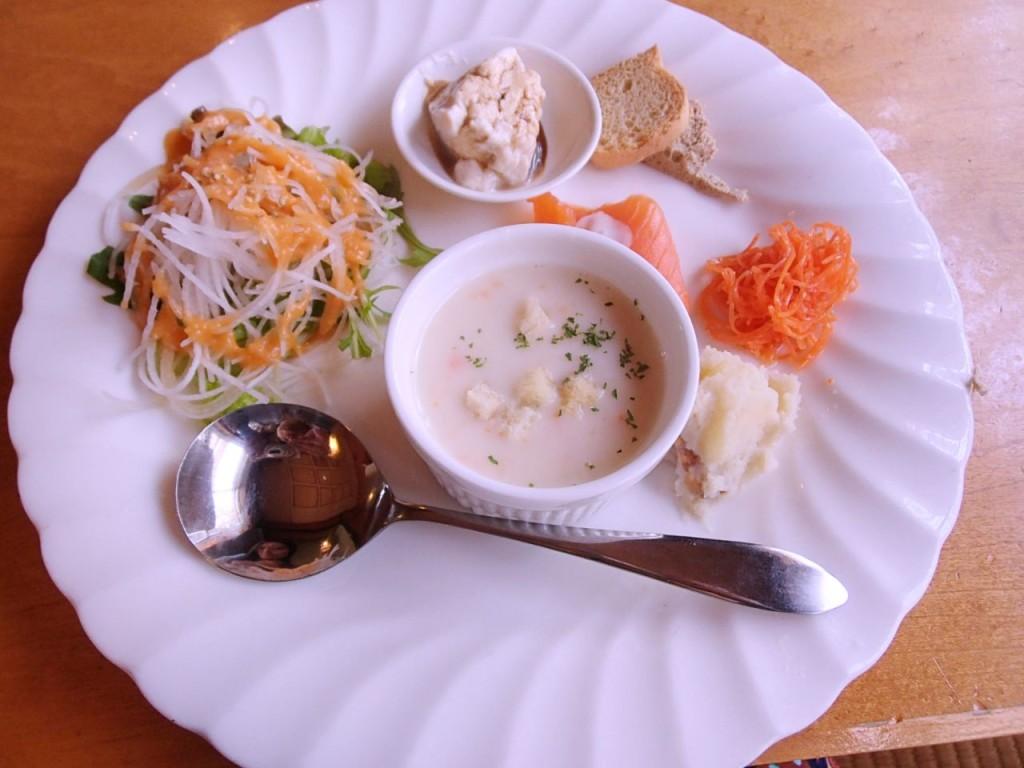 ぬーじボンボンZ前菜1