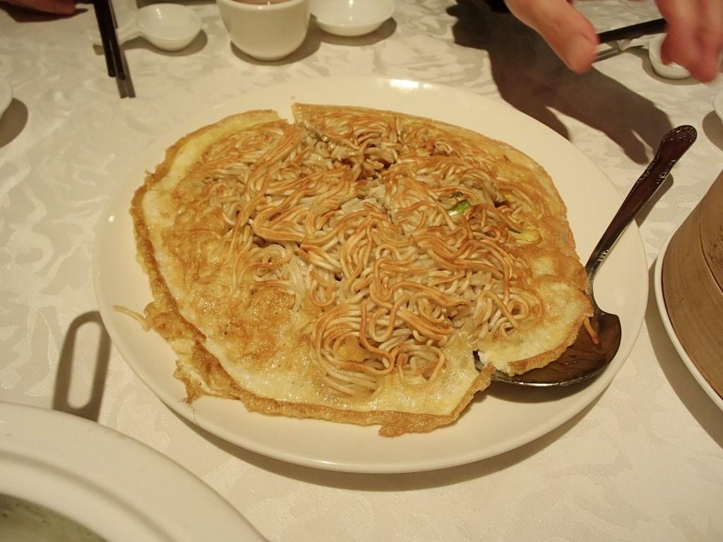 新葡苑焼き麺1