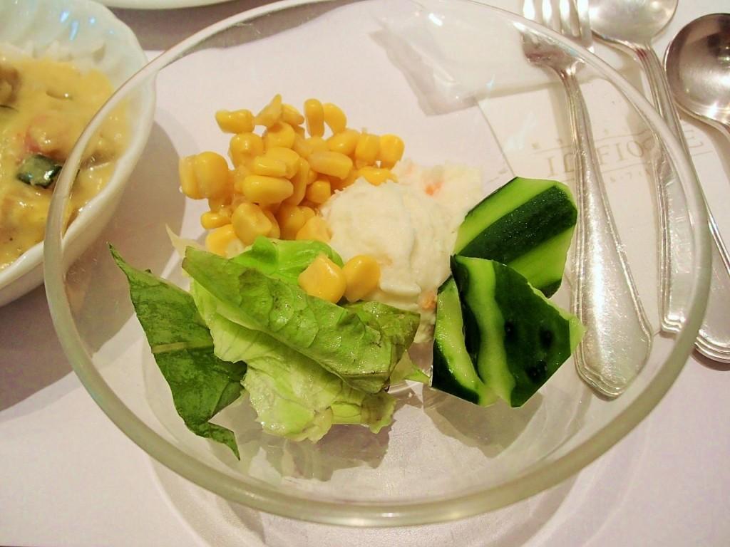イル・フィオーレのサラダ