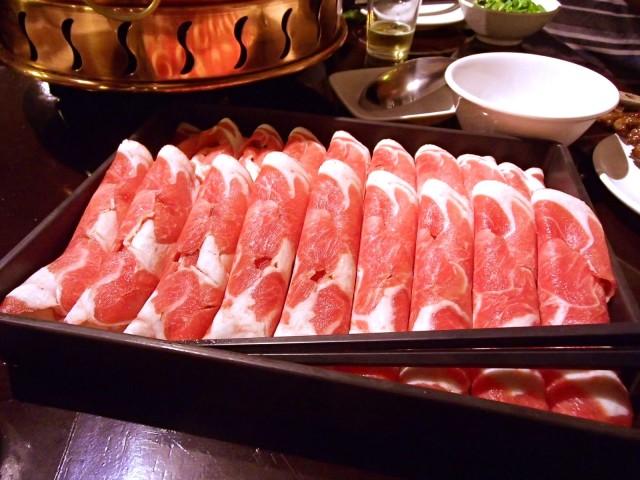 【台北市 萬有全】台湾でいろんなお肉をしゃぶしゃぶしよう!