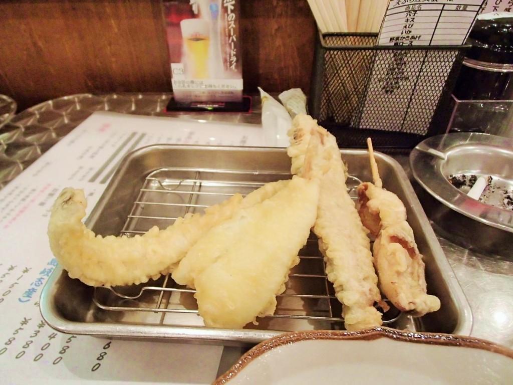 ぜんちゃんの天ぷら