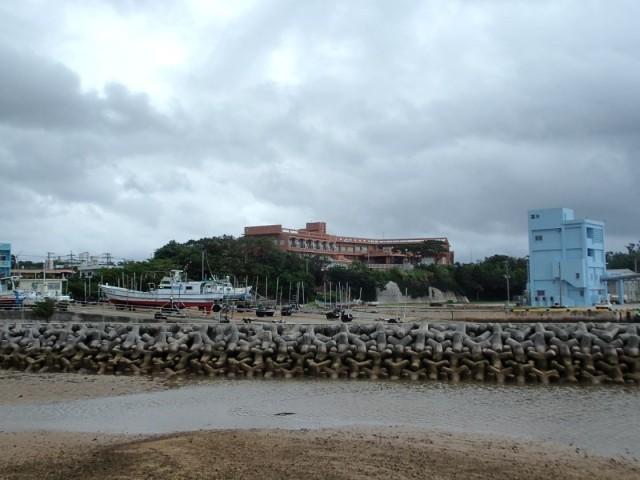 久米島ホテル外観2