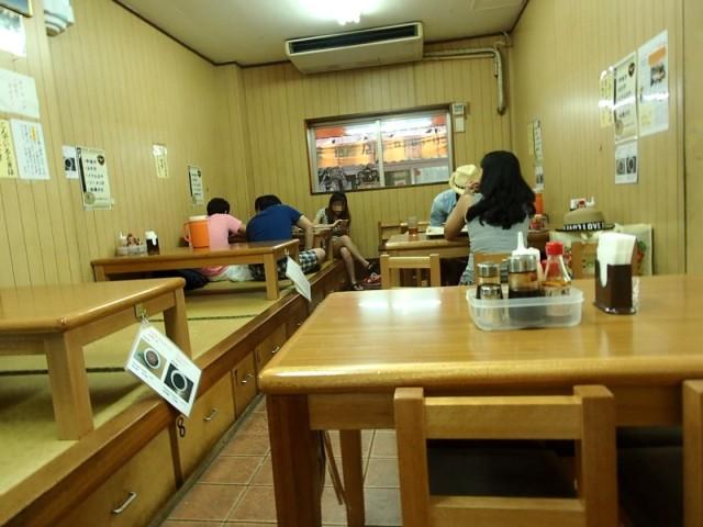 花笠食堂内観2