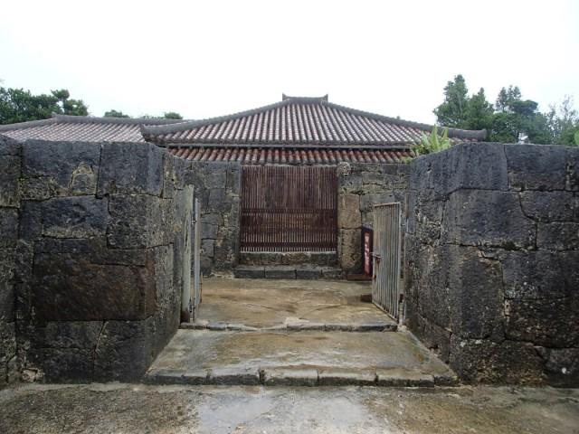 久米島の上江洲家4