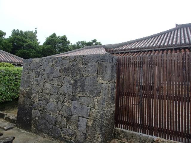 久米島の上江洲家5