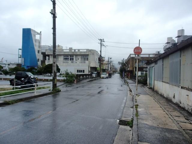 久米島のじんじんロード