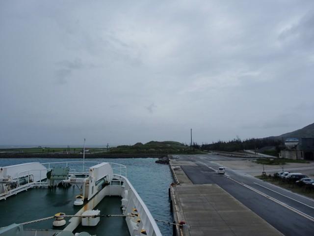 渡名喜港4