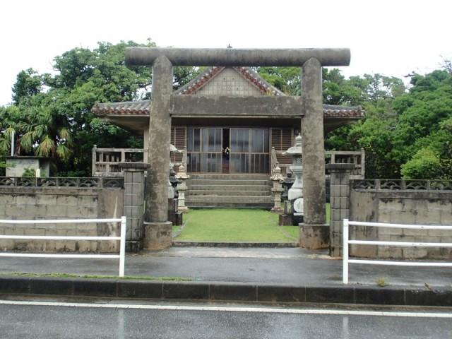 久米島君南風殿内1