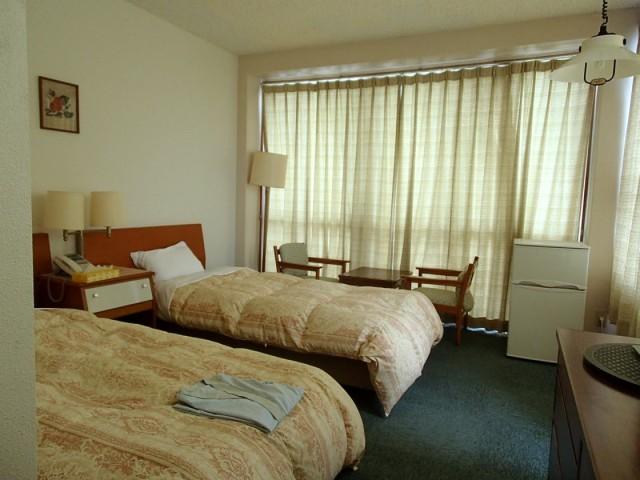 久米島ホテル内観1