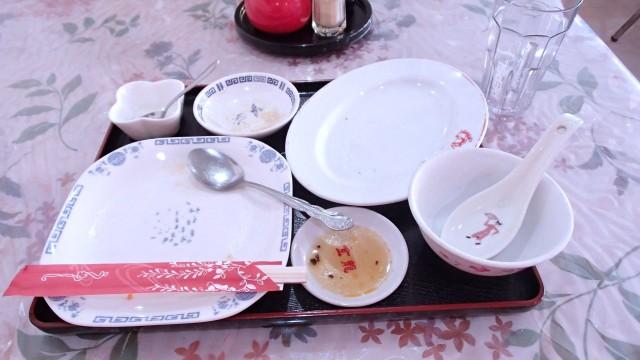漢謝園完食