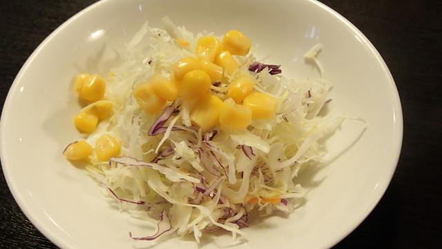 ビッグハートのサラダ