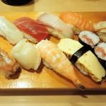 【那覇市 大寿司】川沿いにひっそり佇む小さなお寿司屋さんです