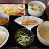 【那覇市 福徳食堂】和琉折衷の朝ごはん!500円で満足度高し!