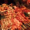 【那覇市 あだん】食べたいネタを自分で選ぶ!職人技の串焼きを堪能してきました