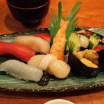 (閉店)【那覇市 居酒屋ごっ八】月曜日はお寿司が半額!アクセス便利でひとりでも快適です!