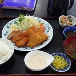 【那覇市 海産物 えんがん】港町の定食屋!お魚好きにはたまらない品ぞろえ!