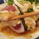 【那覇市 ひとくち】東町の小さな割烹で本格お魚ランチ!お得感高し!
