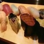 【那覇市 やんばる舟】ウミンチュ自慢のお寿司で満腹!ネタが自慢の居酒屋です
