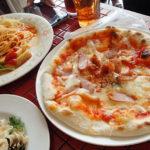 【那覇市 Amani(アマーニ)】焼き立てピザが食べ放題!もちもち生パスタもおいしい!