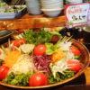 【那覇市 だいこんの花 安謝店】コンセプトは健康食彩!沖縄料理のバイキングレストラン!