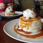 【那覇市 Zooton's 首里】見晴らしよし!古都を眺めながらふわふわパンケーキを味わえます