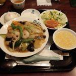 【那覇市 東洋飯店(2)】ちょっと優雅な雰囲気で本格中華ランチ!ひとりでも気軽に入れます