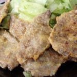 【那覇市 ことぶき食堂】自慢のレバー焼きはオンリーワン!アットホームな町の食堂です