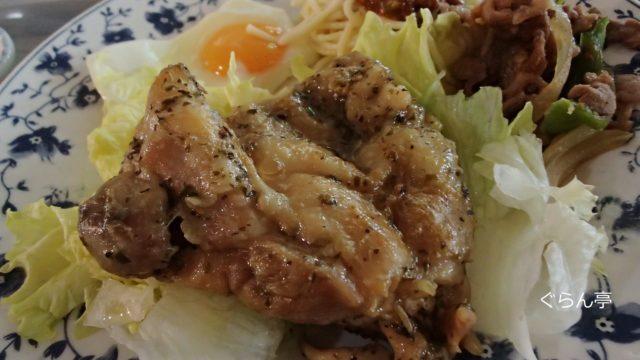 大ちゃん_鶏もも肉のコンフィ_4