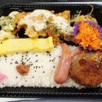 【那覇市 空港食堂(2)】種類いっぱいの朝弁はどれでも430円!出発前に腹ごしらえしよう!