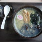 【五所川原市 ぽっぽ家】太宰治の故郷で、しじみたっぷりのラーメンを食べてきました