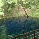 【青森旅行】五能線に乗って十二湖に行ってきたので、写真貼ります(1)