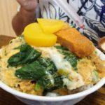 【宮古島市 宮古食堂】コスパ最強!南の島の食堂で、デカ盛りカツ丼をどうぞ!