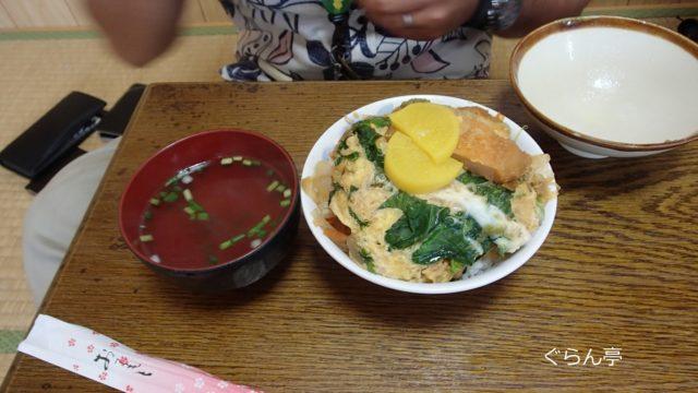 宮古島_宮古食堂_カツ丼_3