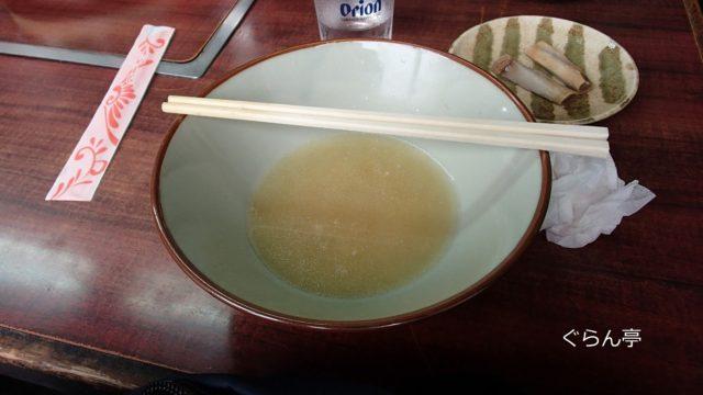 名護_八重食堂_ミックス沖縄そば_10