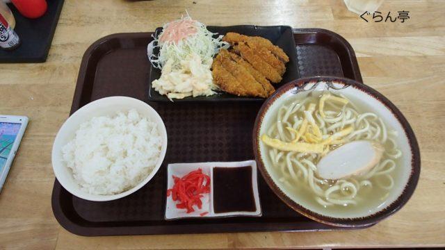 うるま市_ちゅら浜食堂_ランチ_1