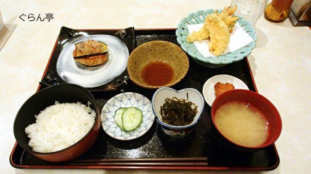 ホテルチュラ琉球_和定食_1