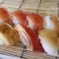 真栄原鮮魚店握り寿司2