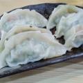 松乃屋の車エビ餃子1