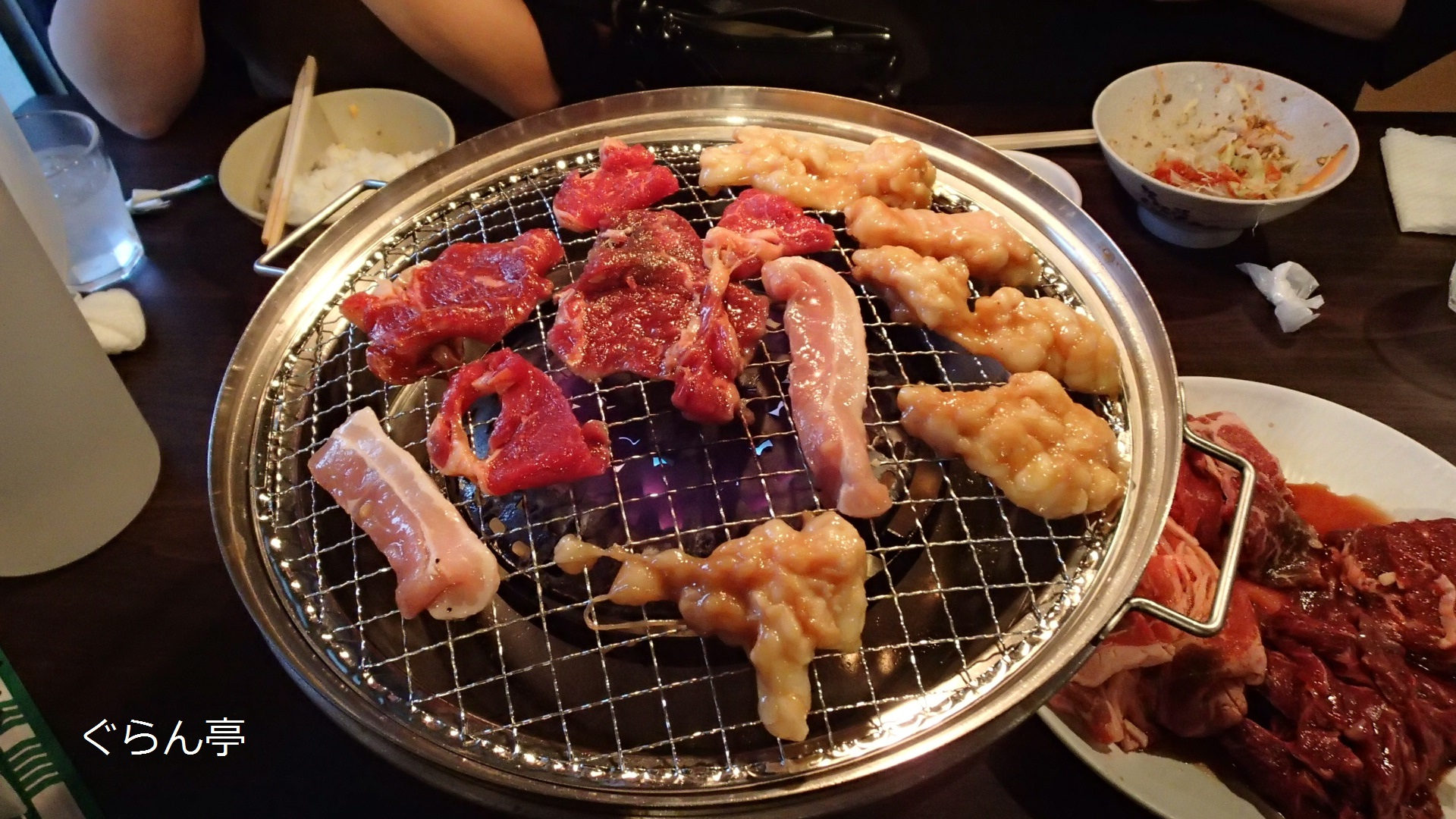 大衆焼肉満福_1
