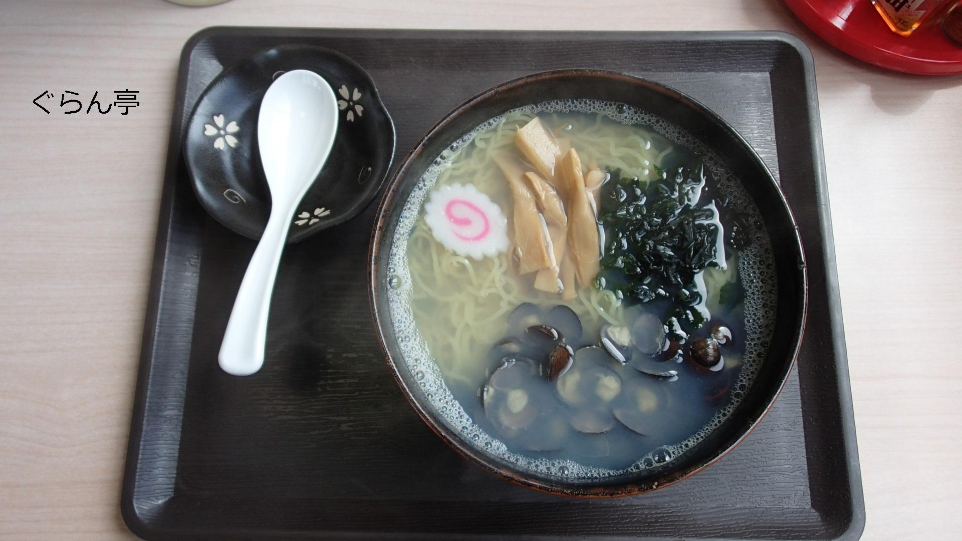 ぽっぽ家_しじみラーメン_1