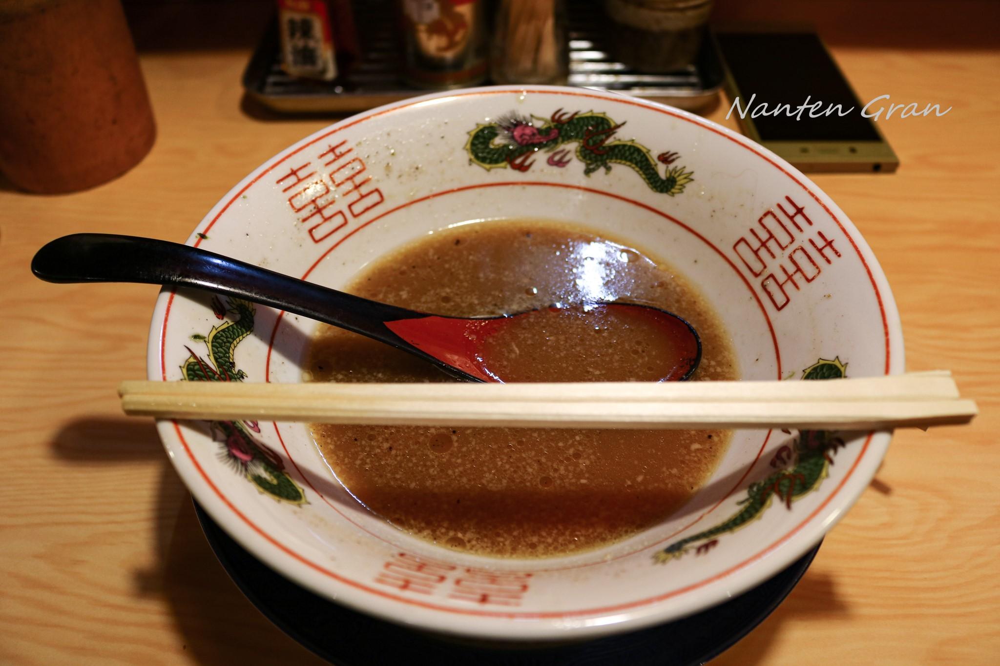 大阪_ラーメン_麺工房_特製ラーメン9