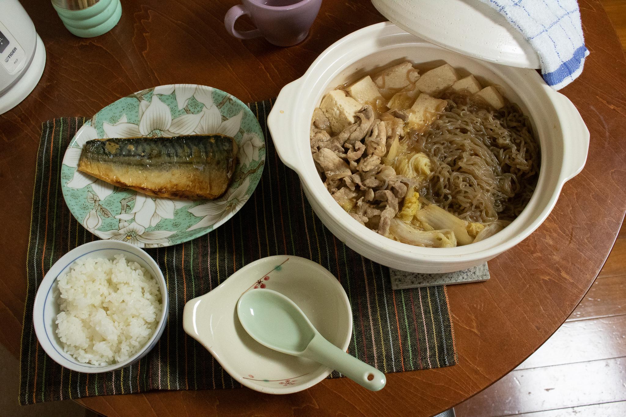 201218_雑談_肉豆腐_1
